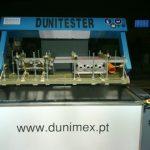 Dunimex - Máquinas de testar cabeças de motores - Máquina de testar cabeças com 1600cm de comprimento