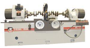 Dunimex - Máquinas para rectificação motores - Máquinas de Rectificar Cambotas Veiculos Ligeiros, Pesados e Maritimos
