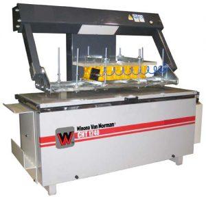 Dunimex - PHT 120 – Máquina de Testar Cabeças e Blocos.