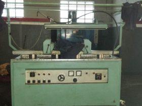 Máquina de Detecção de Fissuras