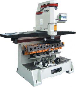 Dunimex - Rottler S8AD e S7AD – Máquina CNC automática de rectificar superfícies planas de motor (cabeças e blocos)