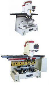 Dunimex - Máquinas convencionais , semi-automáticas e automáticas CNC de rectificar superfícies planas de motor. S8M e S7M – Máquina de rectificar superfícies planas de motor (cabeças e blocos)