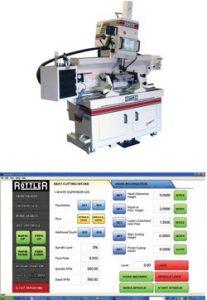 Dunimex - SG9A – Máquina automática de rectificação de sedes e guias de vál