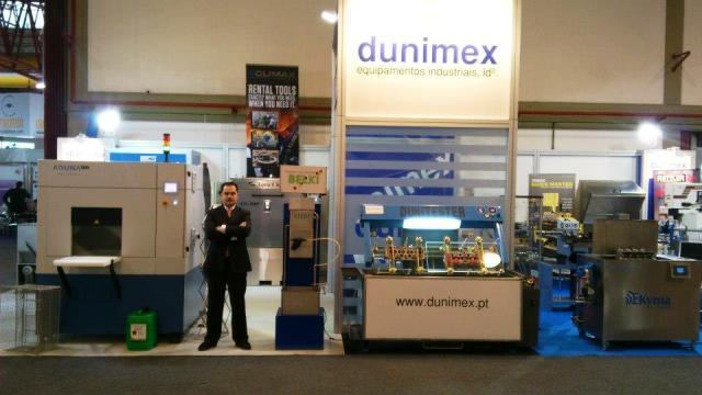 Dunimex - Dunimex na EMAF 2012