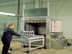 Dunimex - Aqua Clean - Máquinas de lavar industriais aquosas
