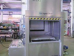 Dunimex - Máquinas de lavar industriais aquosas - Aquaclean