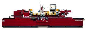 Dunimex - Máquinas para rectificação de cambotas e veios de 1200mm a 3700mm