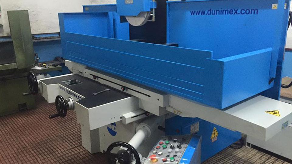 Dunimex, Equipamentos Industriais Lda - Máquinas Manutenção e Reparação de Motores