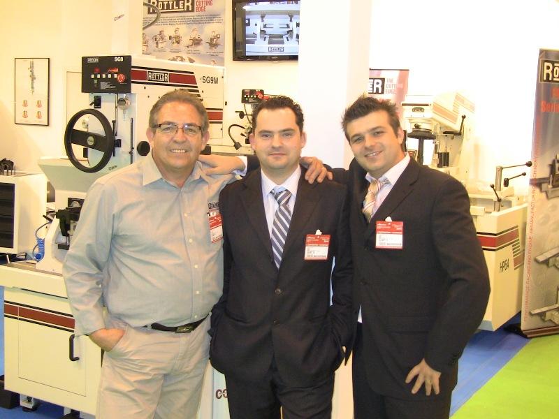 Dunimex - Apresentação Da Marca Rottler (Motortec Automechanika Em Madrid)