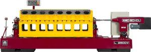Dunimex - Máquinas para rectificação de motores em linha