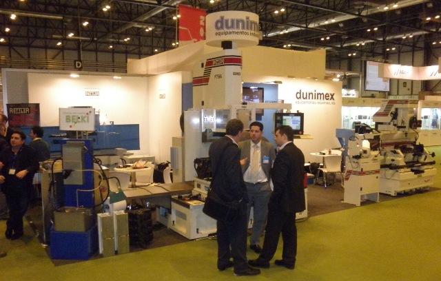 Dunimex - Dunimex na Automechanika 13 - Madrid