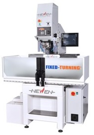 Dunimex - Máquinas CNC de rectificação de sedes e guias de válvula - Newen