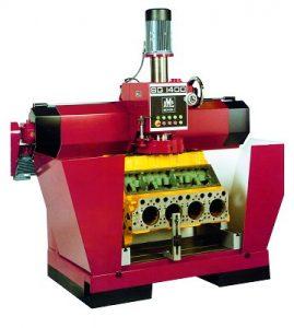 Dunimex - Máquinas para facejar cabeças de motor