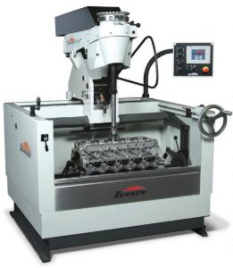 Dunimex - Máquinas de Honing para a Reconstrução de Motores. - Sunnen SV10