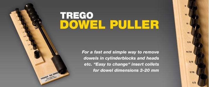 Dunimex - Trego Dowel Puller - Trego Maskin